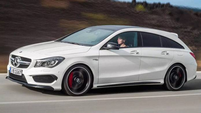 Mercedes-CLA
