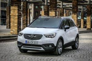 Autovettura Opel Crossland X
